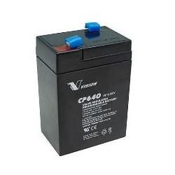 Bateria 12v 4.5 ah Lampara Emergencia, Ups, Cerco Electrico