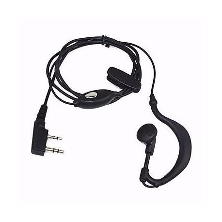Auriculares Manos libres para radios Baofeng