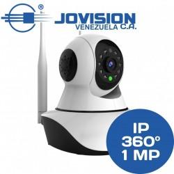 Cámara Ip Robótica Jovision Ahd 360º Jvsh510