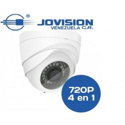 Cámara Domo Vtech AHD 4en1 720p 3.6mm