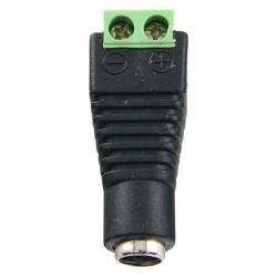 Conector Plug de corriente Hembra