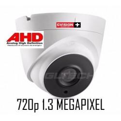 Domo AHD Apantallado 3 Leds Arrays 720p